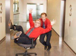 Hiperactividade e Défice de Atenção... no trabalho