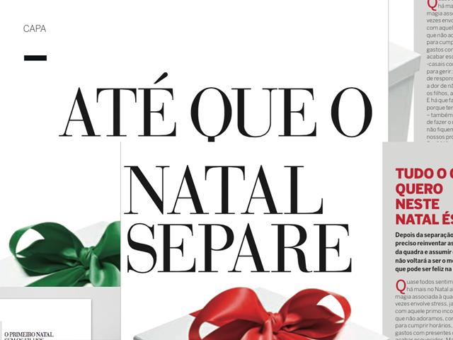Notícias Magazine: Natal de filhos de pais divorciados