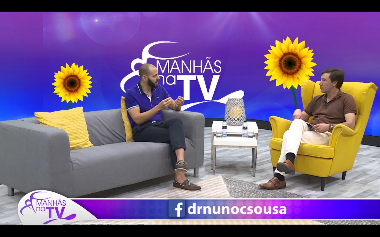 Kuriakos TV, Manhãs na TV:  Perturbações de Personalidade e Depressão