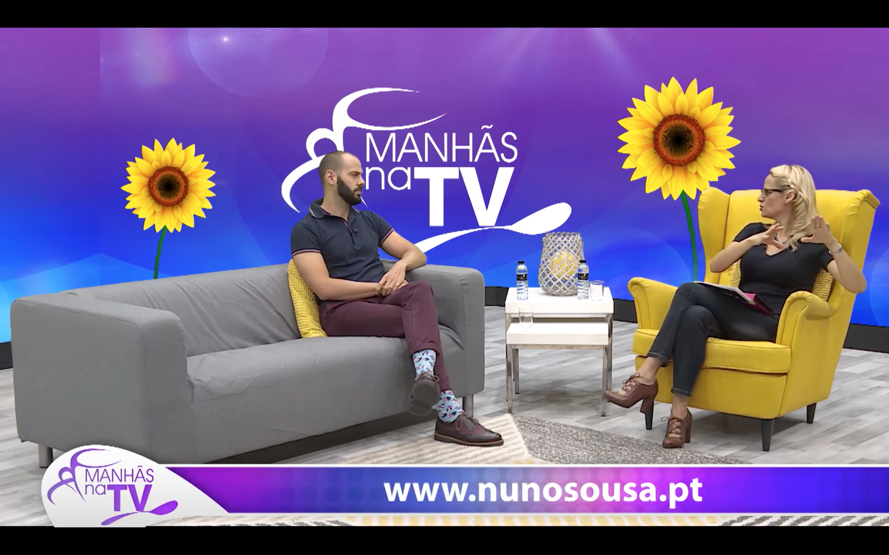 Kuriakos TV, Manhãs na TV: Saúde Mental