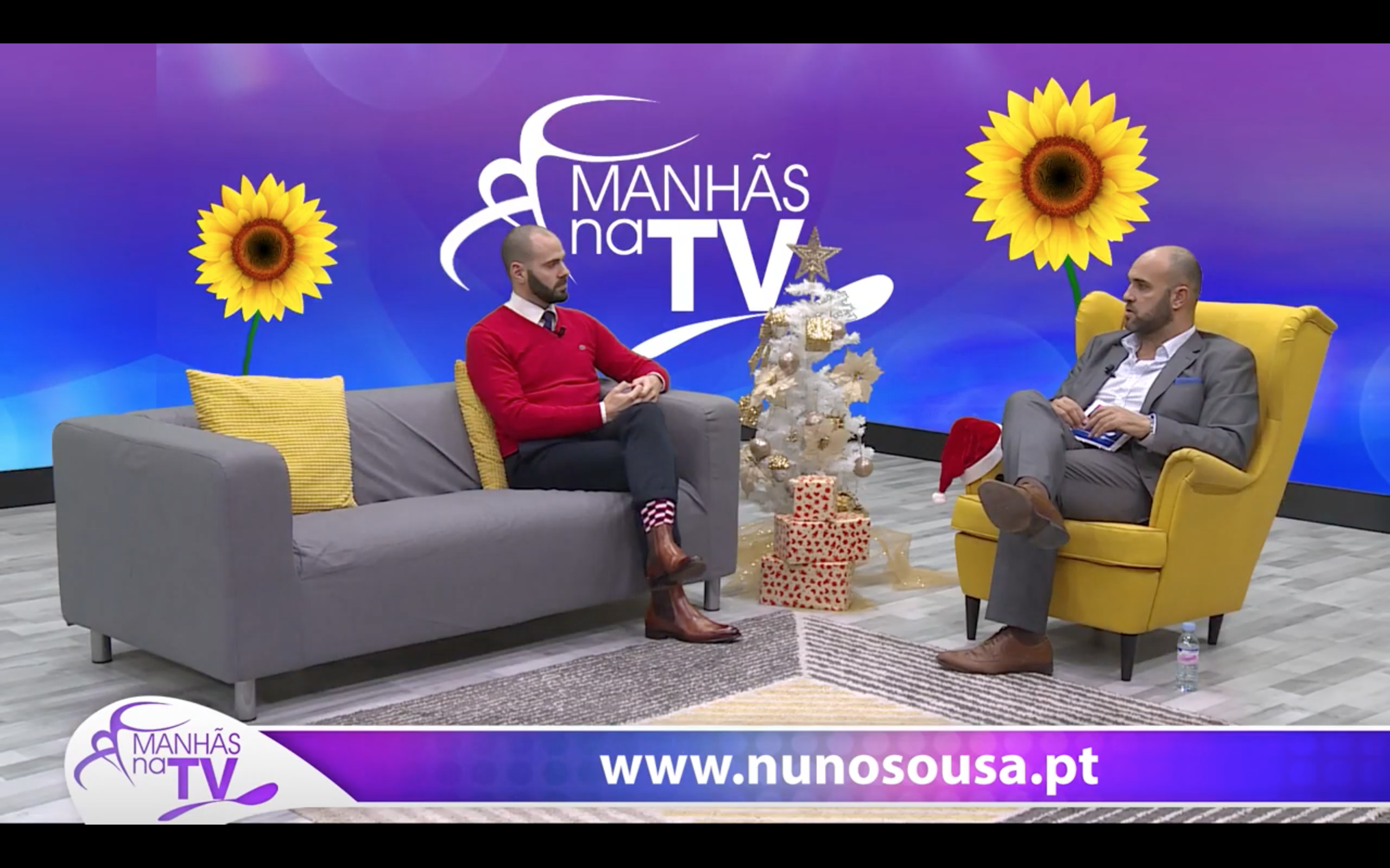 Kuriakos TV, Manhãs na TV: Como viver as prendas no Natal?