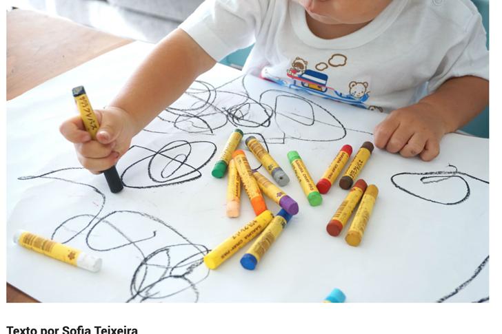 Notícias Magazine: O que conta o desenho de uma criança